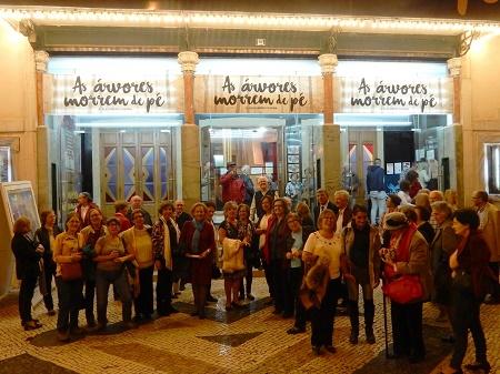 A CES vai ao teatro Politeama