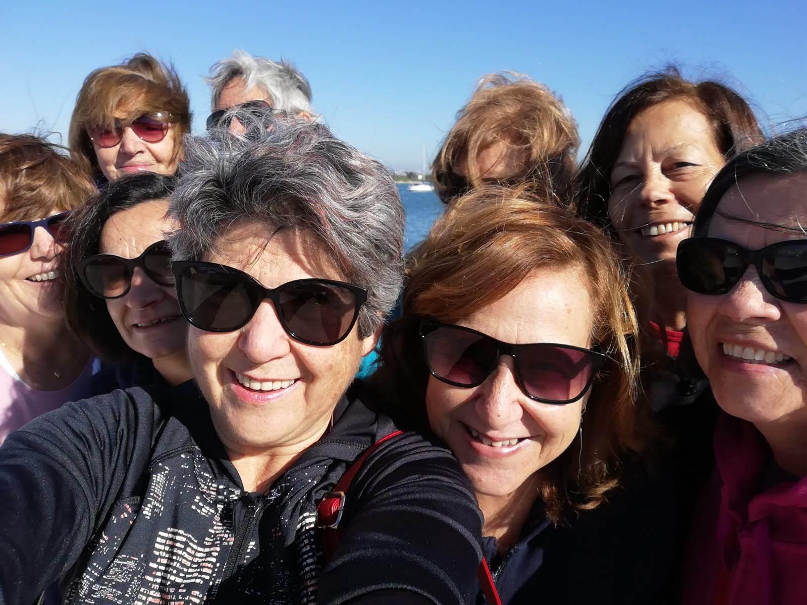 março na baía